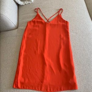 Brand New Red Topshop Dress